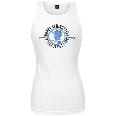 Bruce Springsteen - Eagle Juniors Tank Top