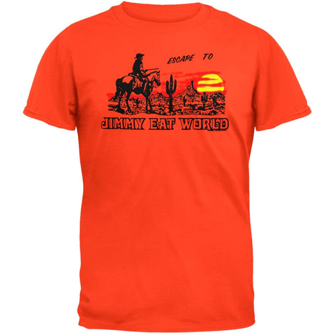 Jimmy Eat World - Tequila Sunrise T-Shirt