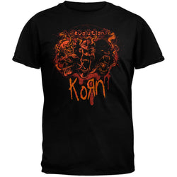 Korn - Three Faces 09 Tour T-Shirt