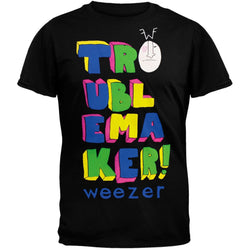 Weezer - Trouble Maker 09 Tour Soft T-Shirt