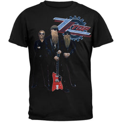 Zz Top - Gear 07 Tour T-Shirt