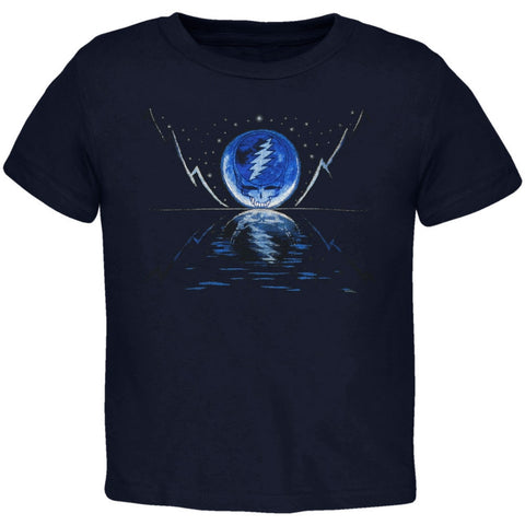 Grateful Dead - Blue Moon Navy Infant T-Shirt
