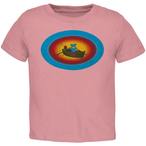 Grateful Dead - Terrapin & Bear Dinghy Toddler T-Shirt