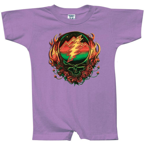 Grateful Dead - Scarlet Fire SYF Romper