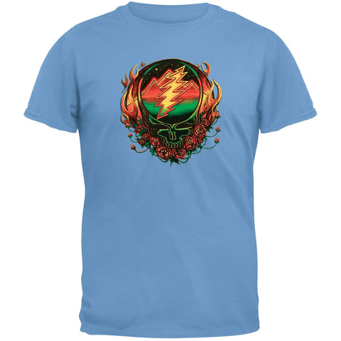 Grateful Dead - Scarlet Fire SYF Blue Youth T-Shirt