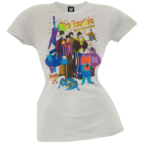 The Beatles - All Together Juniors T-Shirt