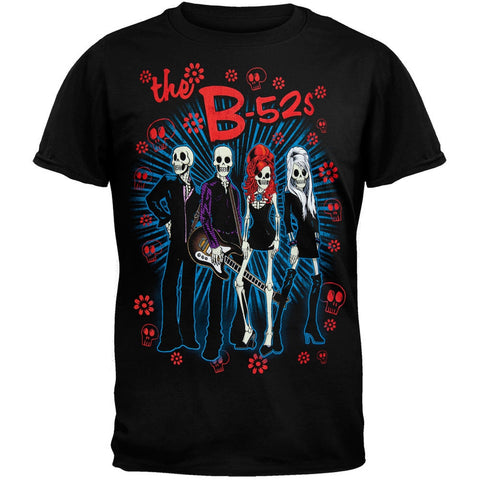 B-52s - Day Of The Dead T-Shirt