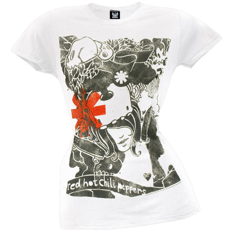Red Hot Chili Peppers - Dani's Dream Juniors T-Shirt