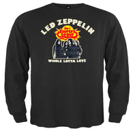 Led Zeppelin - Lotta Love Toddler Long Sleeve T-Shirt