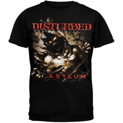 Disturbed - Asylum Shred T-Shirt