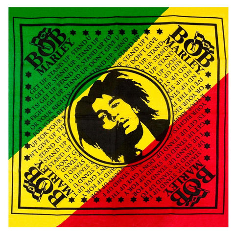 Bob Marley - Rights Bandana