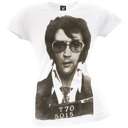 Elvis Presley - Mugshot Juniors T-Shirt
