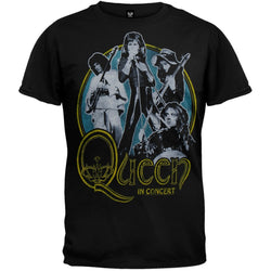 Queen - In Concert Soft T-Shirt