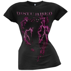 Disturbed - Fear The Reaper Juniors T-Shirt