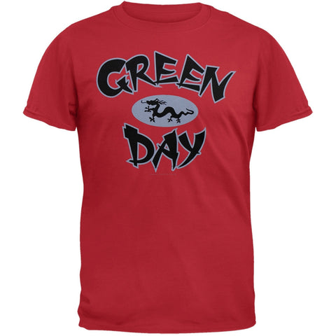 Green Day - China Dragon T-Shirt