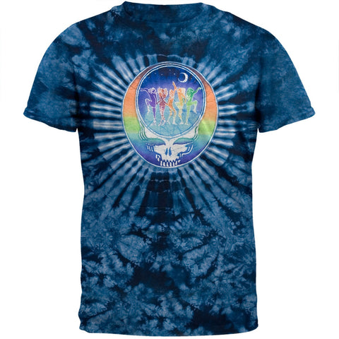 Grateful Dead - Dance Your Face Tie Dye T-Shirt