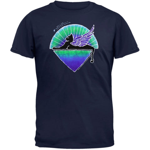 Jerry Garcia - Winged Cat T-Shirt