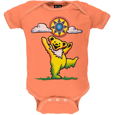 Grateful Dead - Sunny Bear Baby One Piece