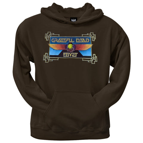 Grateful Dead - Egypt Brown Pullover Hoodie