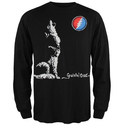 Grateful Dead - Dire Wolf Long Sleeve T-Shirt