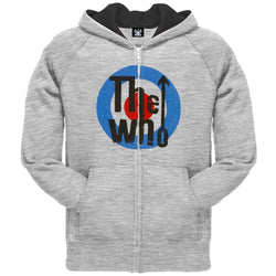 The Who - The Club Zip Hoodie
