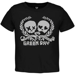 Green Day - Skullz Toddler T-Shirt