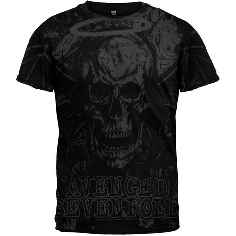 Avenged Sevenfold - Dear God All-Over T-Shirt