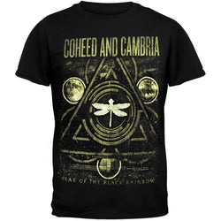 Coheed & Cambria - Dark Moon Soft T-Shirt