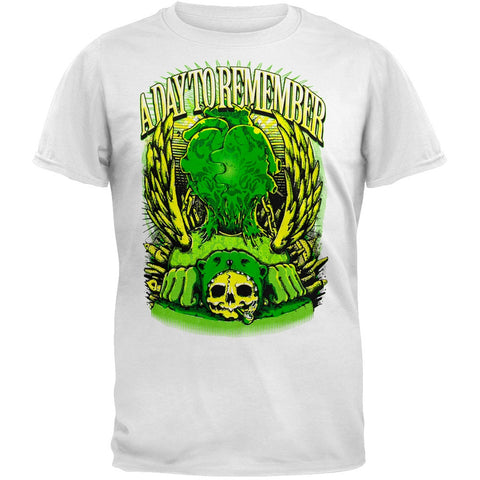 A Day To Remember - Bear Skull T-Shirt