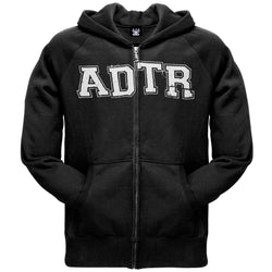 A Day To Remember - University Black Zip Hoodie