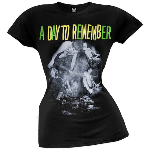 A Day To Remember - Bring The Noise Juniors T-Shirt