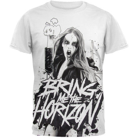 Bring Me The Horizon - Black Metal Soft T-Shirt