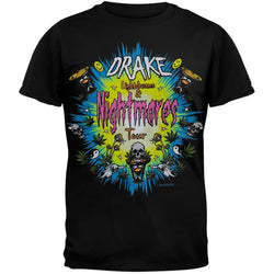 Drake - Lightdreams Black T-Shirt