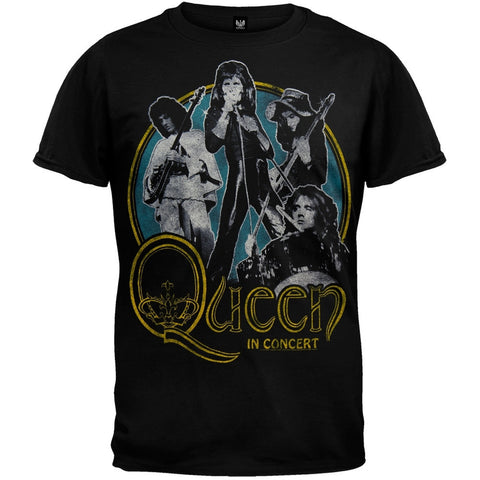 Queen - Band Soft T-Shirt