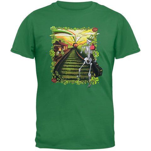 Grateful Dead - Lucky Sam Green Youth T-Shirt