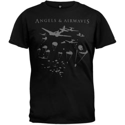 Angels & Airwaves - Halftone Bomber Soft T-Shirt