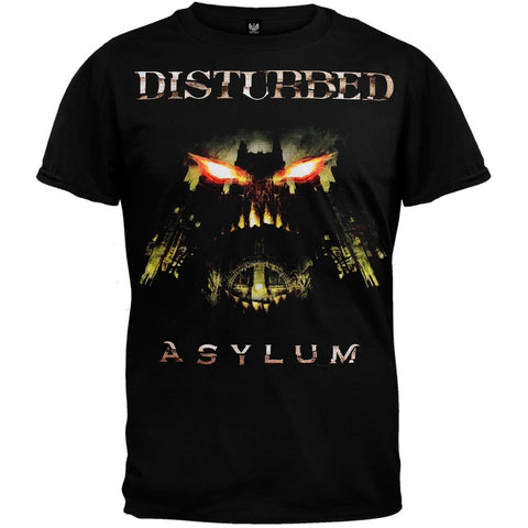 Disturbed - Release 2010 Tour T-Shirt