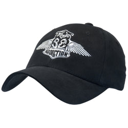 Janes Addiction - Winged Skull Flex-Fit Cap