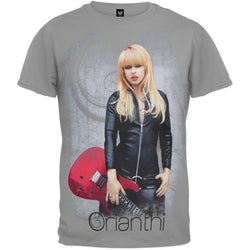 Orianthi - Leather & Strings 2010 Tour Soft T-Shirt