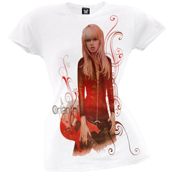 Orianthi - Leather & Strings Juniors T-Shirt