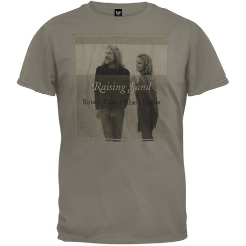 Robert Plant & Alison Krauss - Vintage Photo Soft T-Shirt