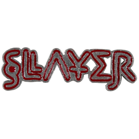 Slayer - Logo Metal Stick Pin