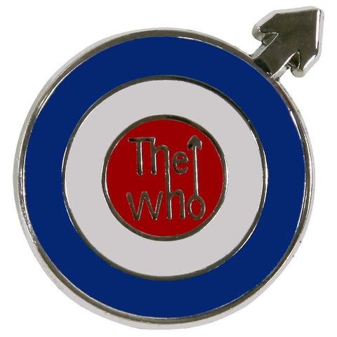 The Who - Target Pin