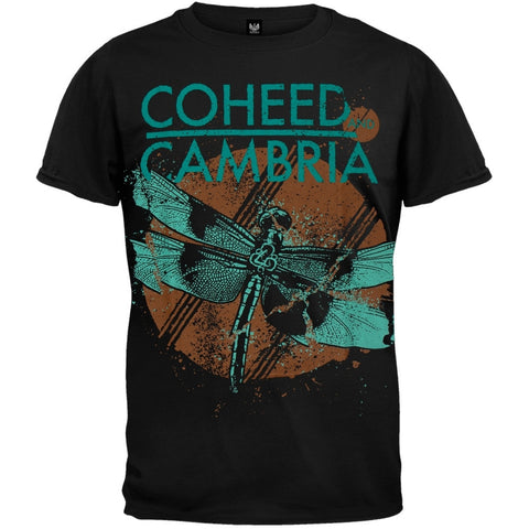 Coheed & Cambria - Dragon Fly Soft T-Shirt