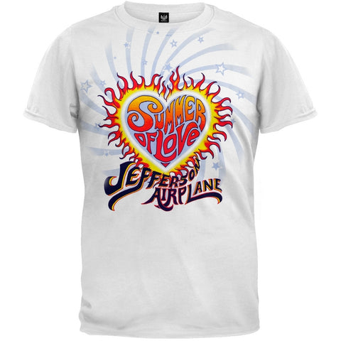 Jefferson Airplane - Summer Of Love T-Shirt