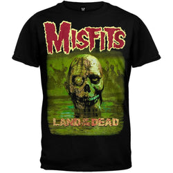 Misfits - Land Of The Dead Graphic T-Shirt