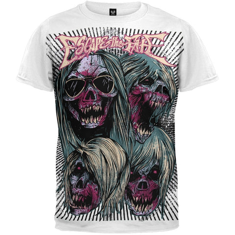 Escape The Fate - Escape Ad T-Shirt