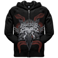 Killswitch Engage - Skull Zip Hoodie