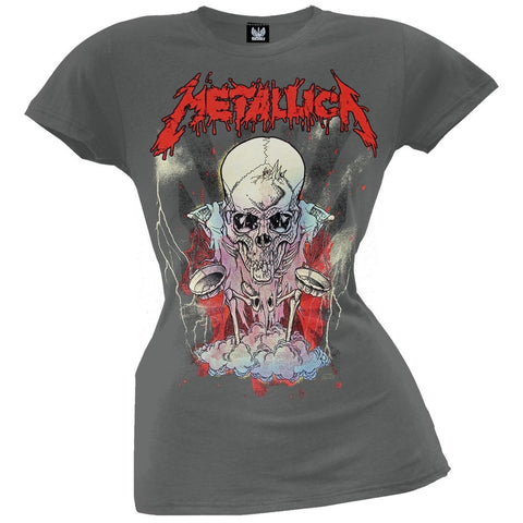 Metallica - Lightning Boris Juniors T-Shirt
