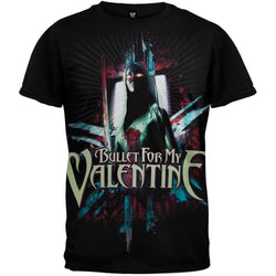 Bullet For My Valentine - Womans Eyes T-Shirt